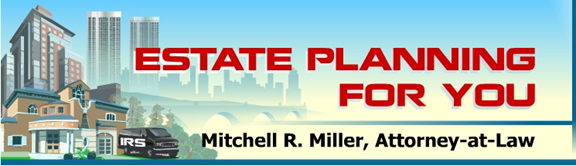 Estate planning banner