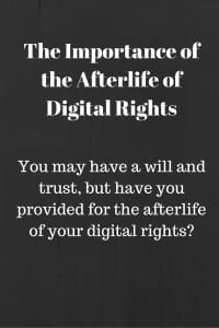 The Afterlife of Digital Rights